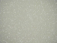 A4 Glitter Card - 3 sheets - incl Black White Silver & Gold