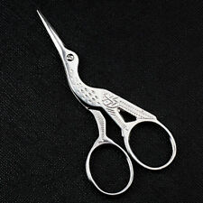 Sliver Embroidery Scissors And Cross Stitch Sewing Small Tools Scissors AC