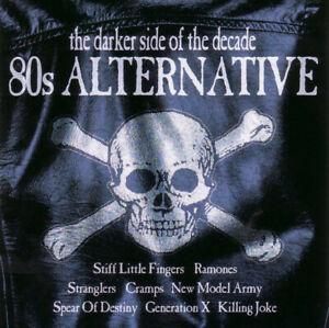 80's Alternative - Original Artists - 2004 18 Track CD