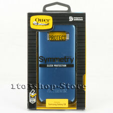 OtterBox Symmetry Samsung Galaxy S8 Thin Snap Cover Case Coral Blue Black NEW