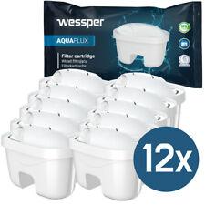 Cartucce filtranti Confezione 12 filtri per Acqua - Adatto Laica Bi-Flux caraffe