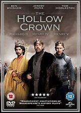 The Hollow Crown Series 1 DVD Region 2
