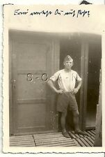 WWII German RP- Luftwaffe- Summer Uniform- Shirt- Shorts- Overseas Hat- Planks