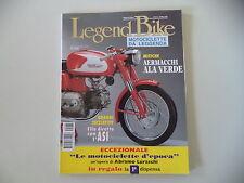 LEGEND BIKE 3/1995 AERMACCHI ALA VERDE 250/LAVERDA 125 RC/MOLARONI 300/PARILLA