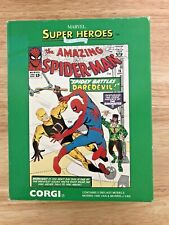 1992 CORGI MARVEL SUPER HEROES SPIDER-MAN MORRIS 1000 VAN & MORRIS J VAN LE 5000