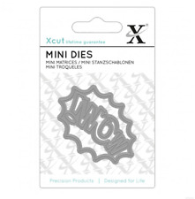 Xcut (Docrafts) - Mini WOW! metallo Die Set - 1pc