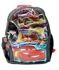 Disney Pixar Cars Neon Racers Deluxe School Rucksack Backpack