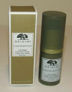 Origins Plantscription Anti-Aging Power Eye Cream 0.5oz 15ml, Normal, Dry, Oily