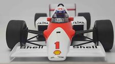 MINICHAMPS 530861801 1/18 1986 McLaren TAG MP4/2C Alain Prost F1 Model