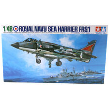 Tamiya Royal Navy Sea Harrier FRS.1 Model Set (Scale 1:48) 61026 NEW