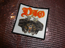 Dio Patch Heavy Metal Holy Diver