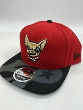 NEW One Size New Era El Paso Chihuahuas 9Fifty Snapback Cap