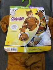Infant Boys 6-12 Months�Scooby Doo� Brand New Halloween Costume