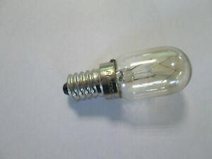 Lampe für Mikrowelle und Nähmaschine 20 Watt - 230V