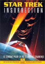 26773 //STAR TREK INSURRECTION DVD NEUF SOUS BLISTER