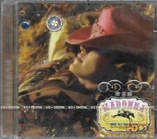 CD 15 TITRES MADONNA MUSIC IMPORT HONG KONG DE 1999 HDCD NEUF SCELLE