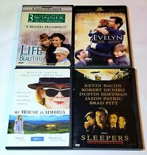 Life Is Beautiful, Evelyn, Sleepers & My House In Umbra Dvd