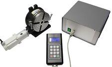Komplettsett elektronische Drehachse / 4-Achse  RT150CNC  mit Steuerung