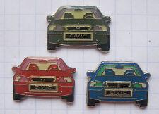 HONDA CIVIC / blau rot grau  ................. Auto-Pins (104j)