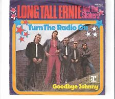 LONG TALL ERNIE & THE SHAKERS - Turn the radio on