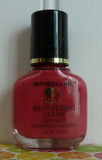 MAYBELLINE REVITALIZING COLOR POLISH PAMPERING PLUM 13