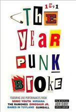 1991: The Year Punk Broke by Various Artists (DVD, Sep-2011, Geffen)