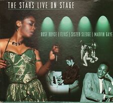 Various Artists - The Stars Live on Stage  CD   !!! NEU !!!