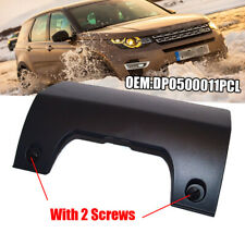 FOR LAND ROVER(DISCOVERY)3 4 REAR BUMPER TOWING COVER TRIM&CLIPS DPO 500011PCL