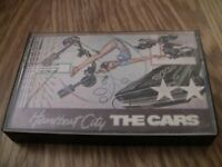 The Cars - Heartbeat City - Cassette tape - 1984 New Wave Pop