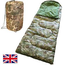 Kombat uk dpm style militaire sac de couchage armée cadet camping