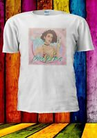 Retro 80s Album Dua Lipa I'm Sexy Talented And Men Women Unisex T-shirt 2848