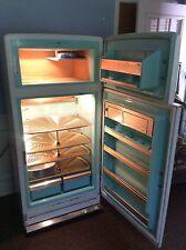 Vintage General Electric GE Refrigerator 2 Door Combination Model LH12N G1