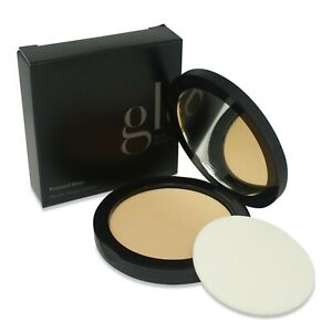 Glo Skin Beauty Minerals Pressed Base Honey MEDIUM 0.31 oz / 9 grams New in Box