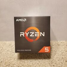 🔥 AMD Ryzen 5 5600X Processor 🔥 (6-core, 3.7 GHz) - Ships Same Day Fast! 🚚 💨