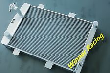 """2x1"""" 27"""" RADIATOR FOR CHEVY HOT/STREET ROD MASTER 1935-1936 MT ALUMINUM UP 800HP"""