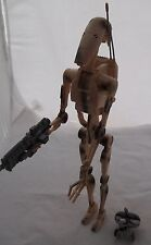 "STAR WARS Figure Vintage - 12"" Battle Droid Episode 1 Stap pilote"