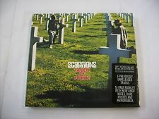 SCORPIONS - TAKEN BY FORCE - CD NEW SEALED 50TH ANNIVERSARY DELUXE EDITION 2015