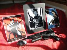 James Bond Autograph Package (Pierce Brosnan signature)