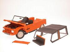 Citroen Mehari orange Modellauto Norev 1:18