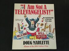 I AM NOT A TELEVANGELIST! Kudzu Trade Paperback