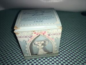 Avon Church Mouse Delicate Daisies Cologne 2 Fl Oz 25% Full Free Shipping