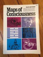 Maps of Consciousness Ralph Metzner Book I Ching Tarot Astrology Actualism