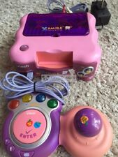 VTECH V.SMILE TV LEARNING SYSTEM CONSOLE Pink CONTROLLER GAME ***NEW***