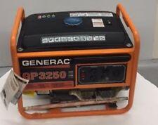 New Generac GP3250 Portable Generator Pull Start Back Up Emergency Gas Powered