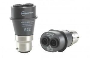 FLUKE/Amprobe  B22 Lightmate Light Check Adapter - B22 UK VERSION
