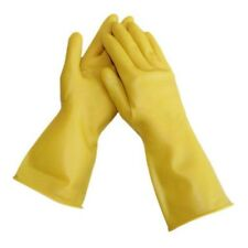 one pair Long Work Universal Protection Latex Gloves 3onecm   large