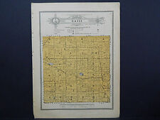 Wisocnsin, Waushara County Map, 1914, #2 Township of Oasis