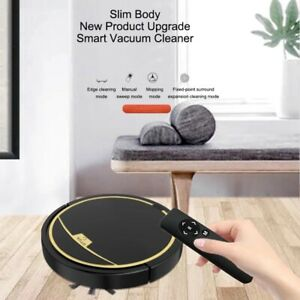 2800Pa Multi-function Robot Vacuum Cleaner,3 in 1 Automatic Charging Dry & Wet