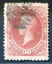 U.S. Stamps, Scott #155, Used, SCV: $325.  [0923]
