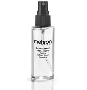 2oz Barrier Spray makeup sealer protect finish wedding face paint actor clown